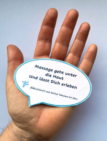 heilmassage berlin hand